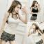 เสื้อแฟชั่นสาวเกาหลี สวยเซ็กซี่ ดูแซ่บมากค่ะสาวๆ เปลี่ยนสายเดี่ยวธรรมดา เป็นเซ็กซี่ขึ้นมาทันตา thumbnail 1