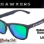Hawkers Sunglasses Carbon Black - Emerald One (H-01) thumbnail 6