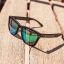 Hawkers Sunglasses Carbon Black - Emerald One (H-01) thumbnail 3