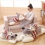 ตุ๊กตาสุนัขไซบีเรียน ไซส์ S 100 ซม. thumbnail 9