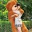 ตุ๊กตาหมี หลับตา ขนาด 1.2 เมตร thumbnail 6