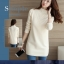 เสื้อทรงยาวแฟชั่น แขนยาว เนื้อนิ่ม ทรงสวยตามสมัยนิยม thumbnail 4