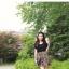 เดรสสั้นเกาหลี ดีไซน์สะดุดุตา โดดเด่นด้วยลวดลาย ใส่สบายด้วยผ้าชีฟอง thumbnail 2