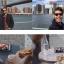 เคสไอโฟน7 (2 In 1 เคสไอโฟน+ไม้เซลฟี่ในตัว) (Hard Case Selfie Stick Protective Sleeve) สีขาว ฟรี Remote Bluetooh thumbnail 15