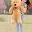 ตุ๊กตาหมี ลืมตา ขนาด 1.0 เมตร thumbnail 6