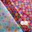 ผ้าคอตตอนไทย 100% 1/4 ม.(50x55ซม.) พื้นสีแดง thumbnail 3