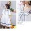 เดรสแฟชั่นชุดกลาสี สไตล์สาวญี่ปุ่น แต่งปกเสื้อ น่ารักสมวัยใสๆ thumbnail 2