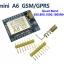 mini A6 GPRS GSM Kit Wireless Extension Module Board Antenna thumbnail 1