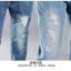 กางเกงยีนส์ลุคเซอร์ๆ แนวๆ ในแบบขา 5 ส่วน ดูแนวไม่เหมือนใคร thumbnail 16
