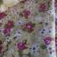 ผ้าคอตตอนไทย 100% 1/4 ม.(50x55ซม.) โทนสีเหลืองครีม thumbnail 2