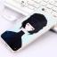 เคสไอโฟน 5/5s/SE (เคสนิ่มคลุมรอบเครื่อง) สาวเกาหลีน่ารัก แบบ 11 thumbnail 1