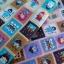 ผ้าคอตตอนไทย 100% 1/4 ม.(50x55ซม.) พื้นสีชมพูม่วง ลายการ์ตูเจ้าหญิง thumbnail 3