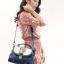 Pre Order กระเป๋าแฟชั่นทรงสวยเก๋ๆ ในแบบสาวเกาหลี ตกแต่งอย่างประณีตทุกจุด มีให้เลือกถึง 4 สี thumbnail 3