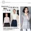 เสื้อชีฟองขาวและดำ แต่งด้วยซีทรูบางๆ ลายผ้าสวยๆ ดูมีราคาจริงๆ thumbnail 6