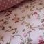 ผ้าคอตตอนไทย 100% 1/4 ม.(50x55ซม.) ลายดอกไม้ พื้นสีชมพู thumbnail 2