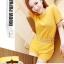 ใหม่ เสื้อเกาหลี ที่มาพร้อมกับกางเกงเข้าชุด ตกแต่งด้วยคริสตัลเม็ดใหญ่ สีสันโดนใจจริงๆ thumbnail 6