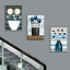 ภาพกรอบลอย แยกชิ้น แจกันฟ้า Art-ia thumbnail 1