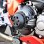 กันแคร้งเครื่องข้างขวา Z800 แบรนด์ Moth Racing [Z800 Engine Protection - Right] thumbnail 1