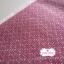ผ้าทอญี่ปุ่น 1/4ม.(50x55ซม.) สีแดงแต่งเส้นปะ thumbnail 2
