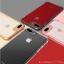 เคสไอโฟนรุ่นปกป้องกล้อง Premium (ขอบยาง หลังพลาสติกแข็ง ป้องกันเคสเหลือง) Iphone 7 (ขอบดำใส หลังใส) thumbnail 4