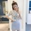 คอลเลคชั่นเสื้อแฟชั่นสตรี หลายแบบหลากสไตล์ ส่งท้ายปี 2017 - 678 thumbnail 57