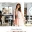 เดรสแฟชั่นใหม่จาก Tokyo Fashion ดูดีด้วยลูกเล่นบนตัวเสื้อ เข้าคู่กับการจับจีบของกระโปรง thumbnail 3