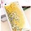 Case iphone 6 Plus / 6s Plus (Hard Case) นาฬิกาทรายกากเพชรสีทอง thumbnail 1
