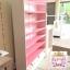 ตู้โชววินเทจสีขาวสำหรับตกแต่งบ้านเเละร้านค้า thumbnail 2