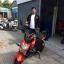 ขายแล้วครับ Kawasaki Z125 ปี 2017 ไมล์ 2000 km. thumbnail 1