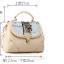 Pre Order กระเป๋าแฟชั่นทรงสวยเก๋ๆ ในแบบสาวเกาหลี ตกแต่งอย่างประณีตทุกจุด มีให้เลือกถึง 4 สี thumbnail 24