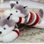 ตุ๊กตาสุนัขไซบีเรียน ไซส์ S 100 ซม. thumbnail 8