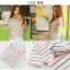 เสื้อยืดแฟชั่นสำหรับสาวๆ ผ้านิ่ม มีลายให้เลือกมากมาย และหลายขนาด SET3 thumbnail 3