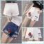 กางเกงยีนส์ขาสั้น แฟชั่นลำลองสวยๆ ที่สาวๆ ใส่กับเสื้อตัวไหนก็สวย thumbnail 1