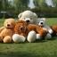 ตุ๊กตาหมี หลับตา ขนาด 1.2 เมตร thumbnail 11