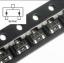 BAT54C (SOT-23) Schottky Diodes 30V 200mA thumbnail 1