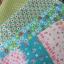 เซ็ท 4 ชิ้น : ผ้าคอตตอน100% โทนสีเขียว ชิ้นละ1/8 ม.(50x27.5ซม.) thumbnail 1