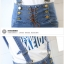 กางเกงยีนส์ขาสั้น เอวสูง พร้อมสายคล้องบ่าแนวๆ เก๋ไก๋ด้วยหูเชือกแบบร้อย แทนซิบ thumbnail 14