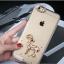 เคสไอโฟน 6 Plus / 6s Plus กรอบใส ประดับแพะคริสตัล thumbnail 1