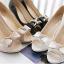 รองเท้าคัทชูแฟชั่น ทรงสวย สูงกำกลังดี ใส่ไม่เมื่อยเท้า มีให้เลือกถึง 4 สี thumbnail 1