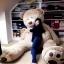 ตุ๊กตาหมีสก็อตต์ Scott Bear ไซส์ 1.6 เมตร thumbnail 12