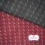ผ้าทอญี่ปุ่น 1/4ม.(50x55ซม.) สีแดงกล่ำ ทอลายเครืองหมายบวกเล็กๆ thumbnail 4