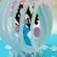 "A02 การ์ดป๊อปอัพ The Globe ""Cat and Butterfly"" thumbnail 7"