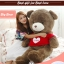 ตุ๊กตาหมีสวมเสื้อหัวใจ Loves thumbnail 3