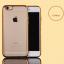 เคสไอโฟน 6Plus/6sPlus (TPU CASE) เคสนิ่มกรอบใสขอบทอง thumbnail 1