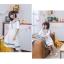 เดรสแฟชั่นชุดกลาสี สไตล์สาวญี่ปุ่น แต่งปกเสื้อ น่ารักสมวัยใสๆ thumbnail 6