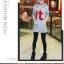 เสื้อกันหนาวแฟชั่น ลายเท่ห์ๆ ทรงยาวๆ มีให้เลือกสำหรับสาวทุกไซด์ thumbnail 7