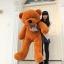 ตุ๊กตาหมี ลืมตา ขนาด 1.4 เมตร thumbnail 15