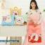 หมอนผ้าห่ม ลายกระต่าย Molang สีเหลือง มีหูหิ้ว ++ หมดค่ะ ++ thumbnail 8