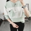 เสื้อยืดสีทูโทน ดีไซน์กระเป๋าเสื้อเก๋ๆ กับสีสุด cool thumbnail 11