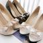 รองเท้าคัทชูแฟชั่น ทรงสวย สูงกำกลังดี ใส่ไม่เมื่อยเท้า มีให้เลือกถึง 4 สี thumbnail 17
